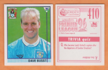 Coventry City Dave Buust 410